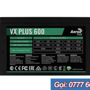 Nguồn Aerocool Plus 600W