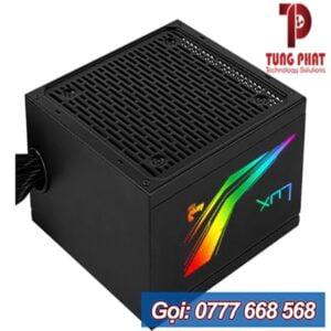 Nguồn Aerocool LUX RGB 550W 80 Plus Bronze