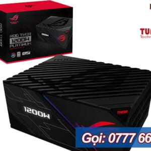 Nguồn Asus ROG Thor 1200W RGB 80 Plus Platinum