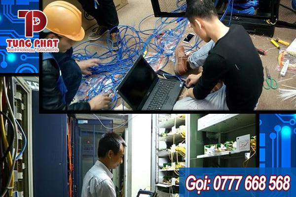 bảo trì mạng máy tính