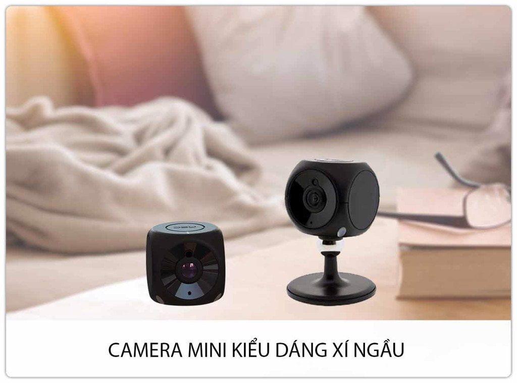 Camera IP Xí NgầuCực Nhỏ SIPC310