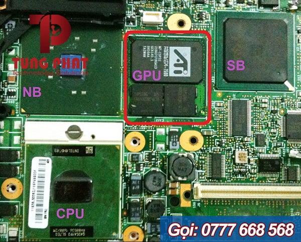 card màn hình laptop