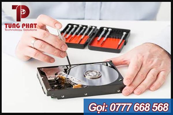 dịch vụ cứu dữ liệu ổ cứng