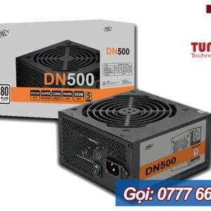 Nguồn Deepcool DN500 500W 80 Plus White (DP-230EU-DN500)