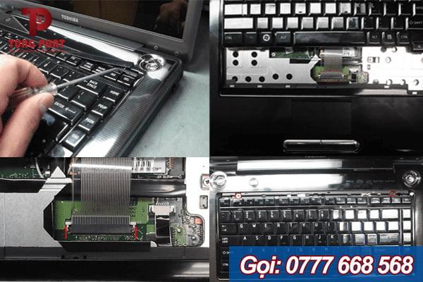 dịch vụ thay bàn phím laptop