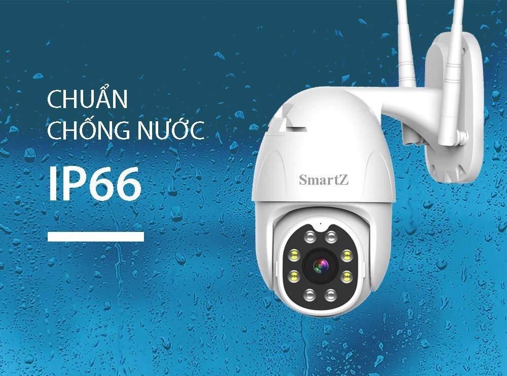 Camera IP Wifi SmartZ FX8 Ngoài Trời