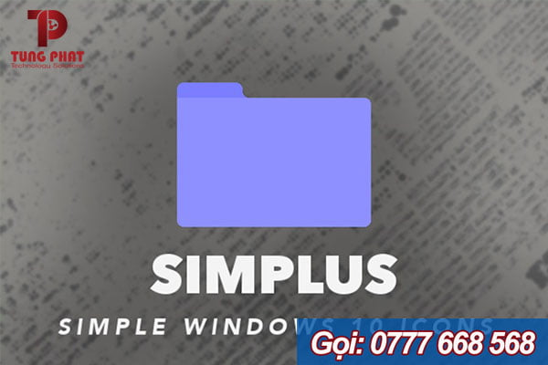 icon pack windows 10 simplus