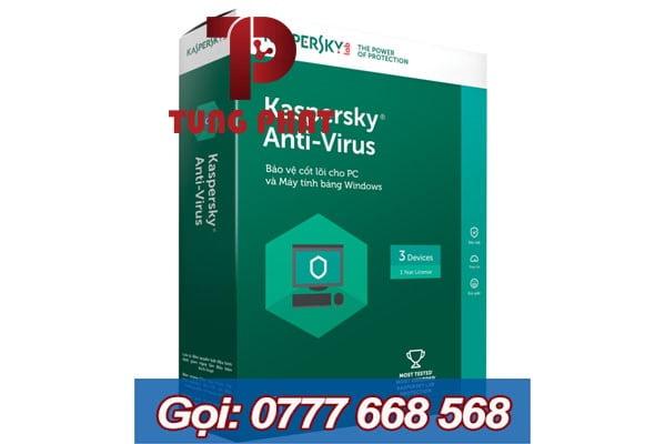 Kaspersky AntiVirus 3 PC