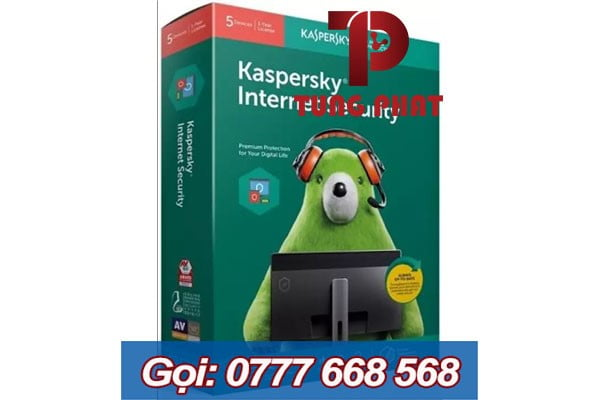Phần mềm Kaspersky Internet Security 5 PC