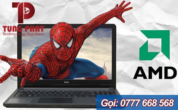 kích hoạt card màn hình laptop amd
