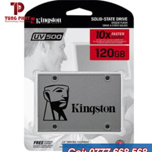 Ổ Cứng SSD Kingston SUV500/120GB
