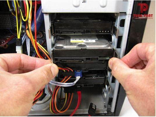 lắp ssd cho máy tính
