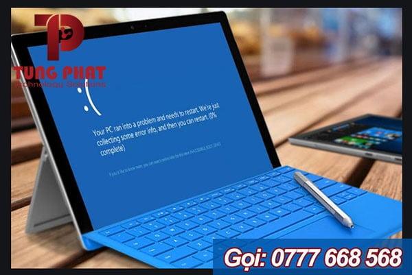 lỗi đa nhiệm laptop