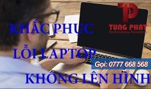 lỗi laptop không lên hình