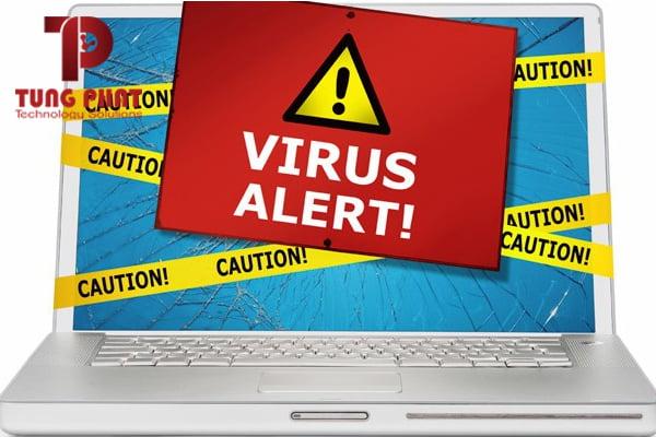 lỗi virus máy tính