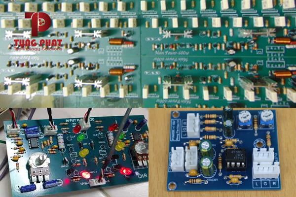 mạch main chưa diode