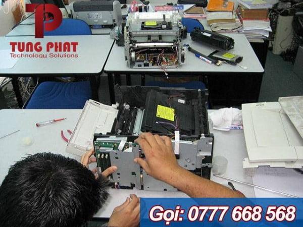 nạp mực sửa máy in doanh nghiệp
