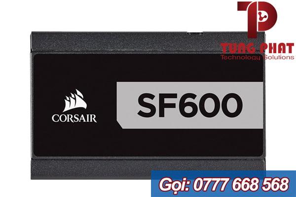 Nguồn Corsair 600W SF600 SFX 80 Plus Platinum Full Modular