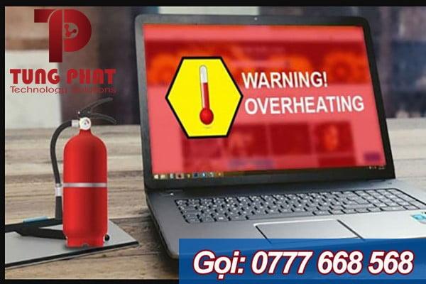 nhiệt độ laptop