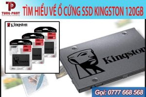 ổ cứng ssd kingstion
