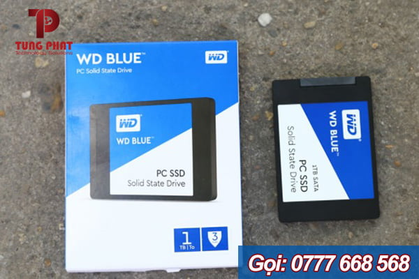ổ cứng ssd wd blue