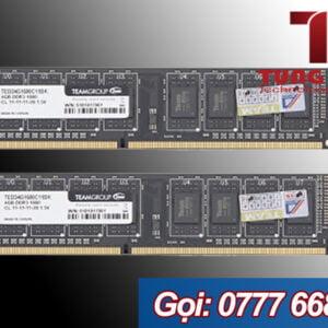 Ram DDR3 Team 4G/1600