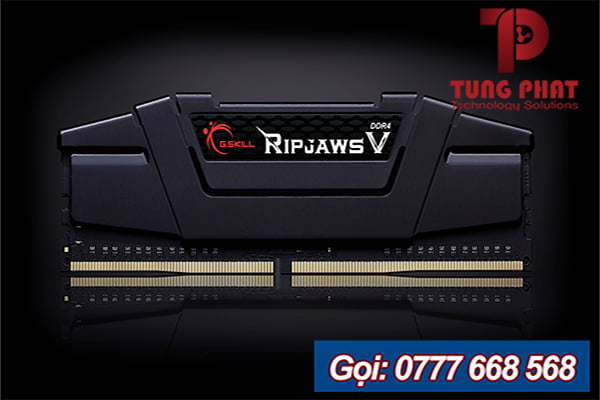 Ram DDR4 Gskill 16G/3000 Ripjaws