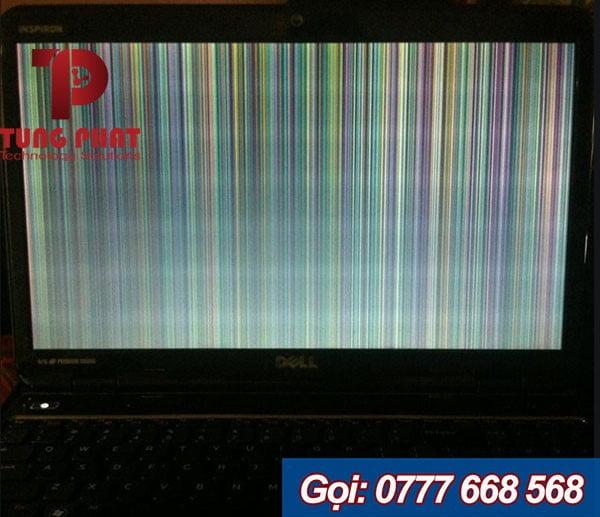 sửa màn hình laptop bị sọc