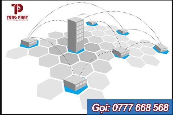 thiết kế hệ thống mạng cho công ty