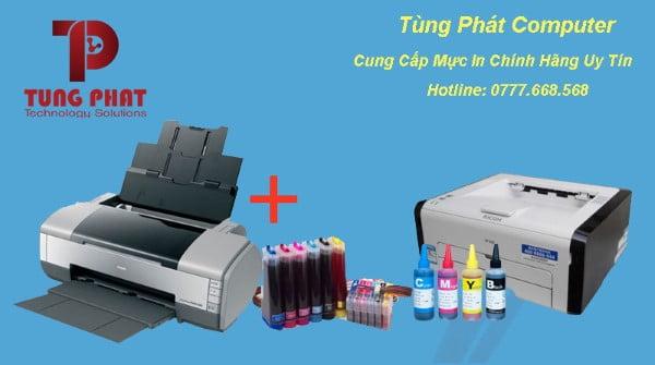 Tungphat cung cấp mực in chính hãng