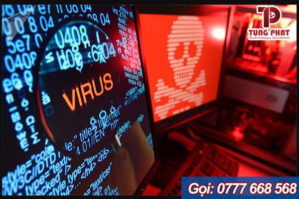 virus máy vi tính