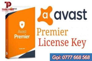Key Avast Premier