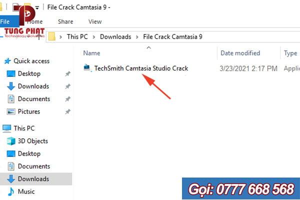 Copy file crack Camtasia 9