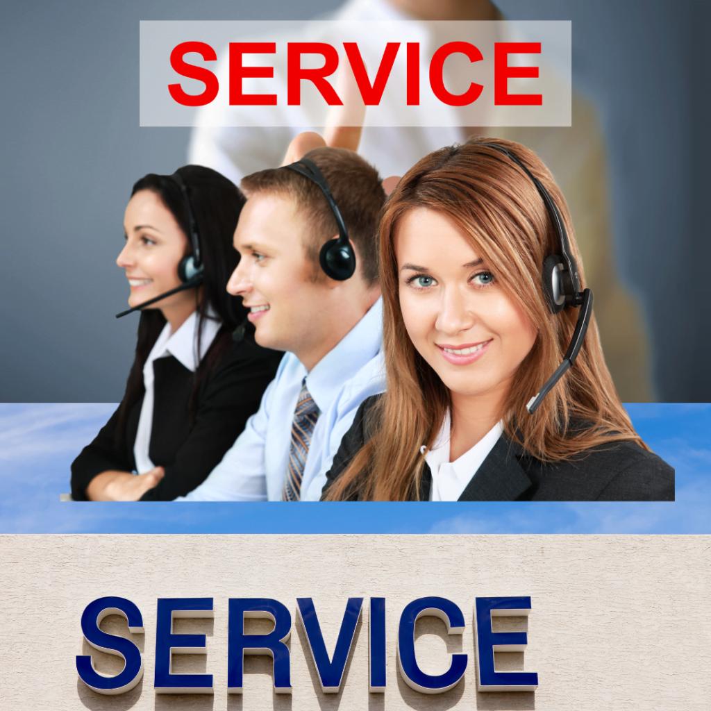 hỗ trợ dịch vụ