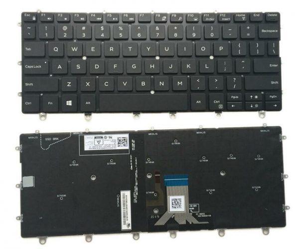 Bàn phím Laptop Dell XPS 13 9365
