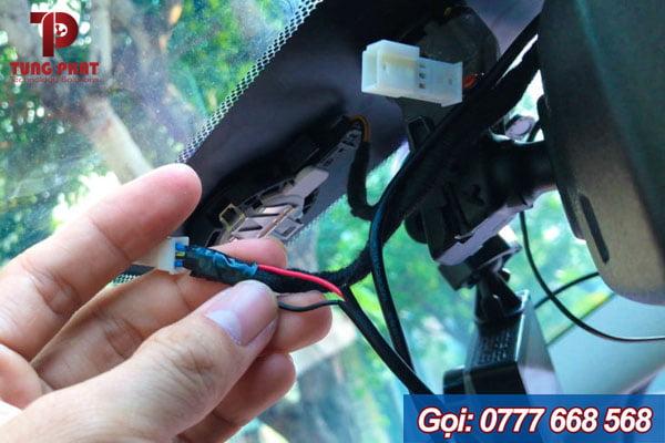 Nguồn điện cung cấp cho camera