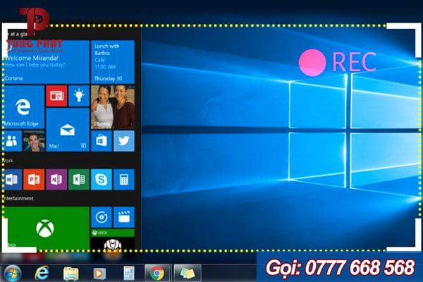 Top 5 phần mềm quay màn hình tốt nhất