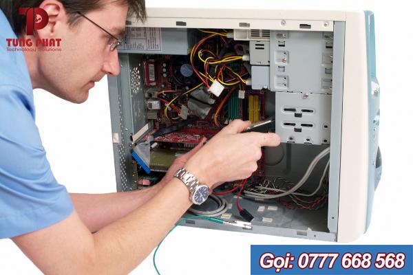 trang web sửa máy tính tại nhà ở huyện Bình Chánh Tùng Phát Computer