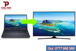 Kết nối laptop với tivi đơn giản