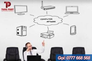 Mô hình mạng máy tính doanh nghiệp