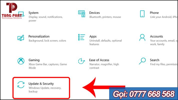 cách reset Windows 10 giữ lại dữ liệu