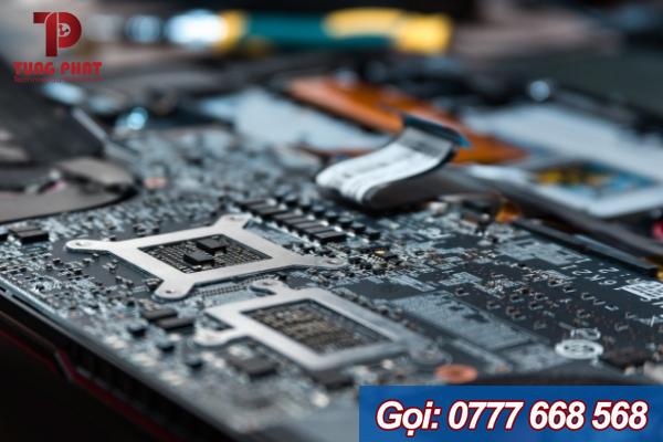 dấu hiệu lỗi bung chân chip VGA