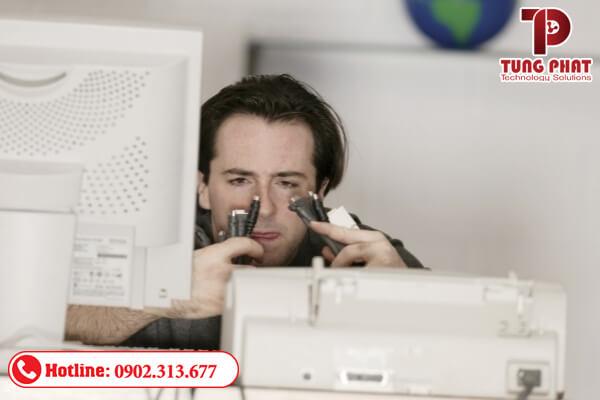 Một số lỗi thường gặp khi kết nối máy in với laptop