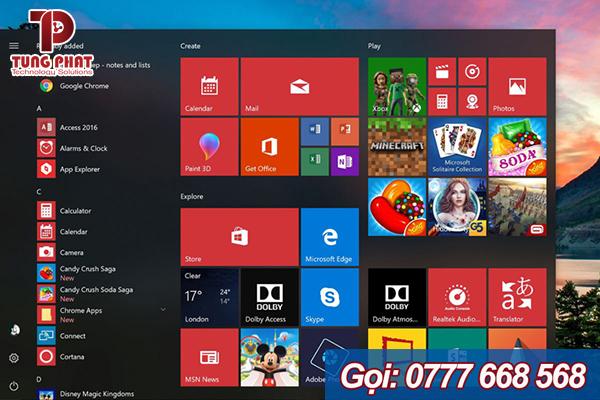 xóa bỏ Crapware ra khỏi laptop chạy windows 10
